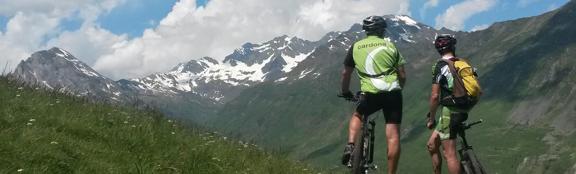 Disfrutes de la bici?